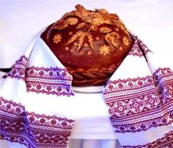 Хлеб-соль символизирует единство мужского и женского начал