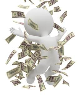 живые деньги