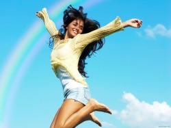 как позволить себе быть счастливой